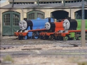Thomas & Friends Season 1 :Episode 16  Trouble In The Shed (Part 2)
