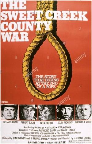 The Sweet Creek County War-Albert Salmi