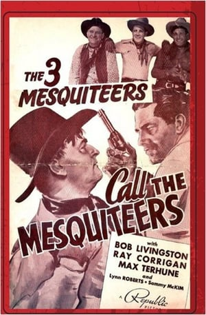 Image Call The Mesquiteers