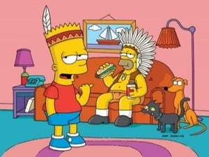Episodio TV Online Los Simpson HD Temporada 14 E21 Bart bélico