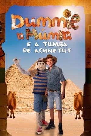 Dummie A Múmia e a Tumba de Achnetut