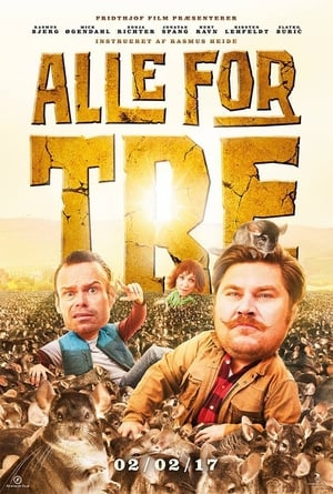 Alle for tre – Three Heists and a Hamster