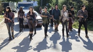The Walking Dead latino 6×16 Subido
