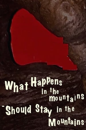 What Happens in the Mountains - Should Stay in the Mountains