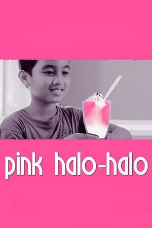 Pink Halo Halo poster