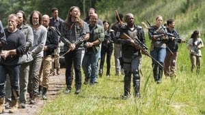 The Walking Dead saison 8 episode 3