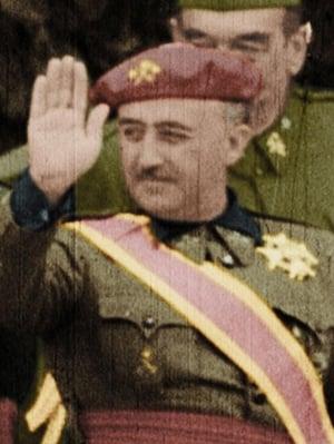 España dividida: la Guerra Civil en color