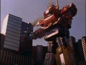 Power Rangers A la Velocidad de la Luz: 8×2