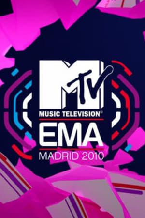 Image MTV EMA Madrid 2010