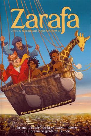 VER Zarafa (2012) Online Gratis HD