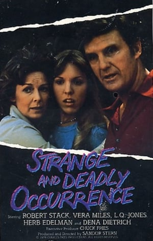 The Strange and Deadly Occurrence-L.Q. Jones