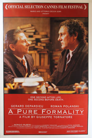 A Pure Formality (1994)