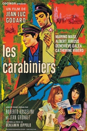 Les Carabiniers (1963)
