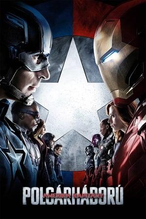 Amerika Kapitány: Polgárháború