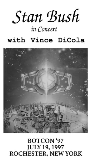 Poster Stan Bush in Concert with Vince Dicola: Botcon '97 (1998)