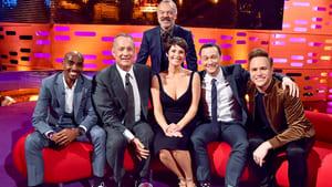 Tom Hanks, Gemma Arterton, Joseph Gordon-Levitt, Mo Farah, Olly Murs