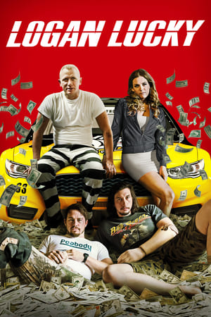 Logan Lucky – Roubo em Família Torrent, Download, movie, filme, poster