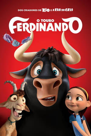 O Touro Ferdinando Torrent (2018) Dual Áudio / Dublado 5.1 BluRay 720p | 1080p – Download