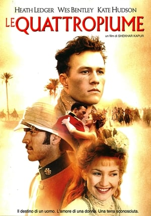 poster The Four Feathers