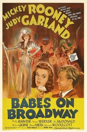Babes on Broadway Film