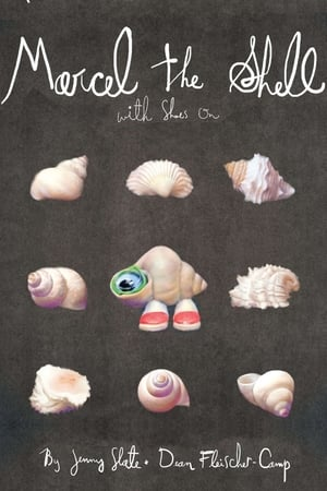 Marcel the Shell with Shoes On-Jenny Slate