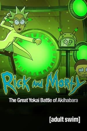 Rick and Morty: The Great Yokai Battle of Akihabara