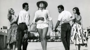 Italian movie from 1957: Belle ma povere