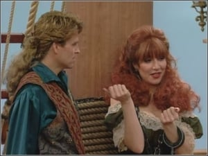 Married with Children S07E18 – Peggy and the Pirates poster