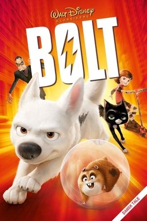 Bolt film posters