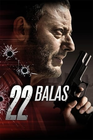 22 Balas Torrent, Download, movie, filme, poster