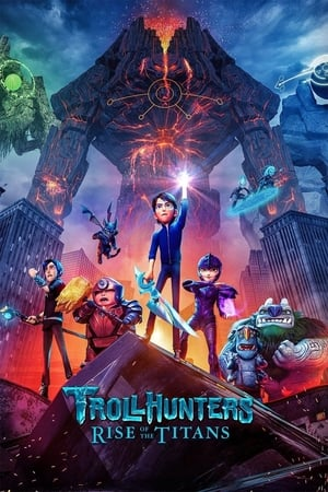 poster Trollhunters: Rise of the Titans