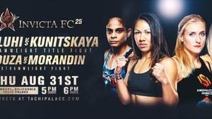 Invicta FC 25: Kunitskaya vs. Pa'aluhi (2017)