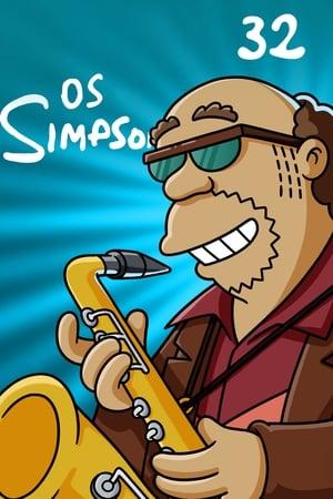 Os Simpsons 32ª Temporada Torrent, Download, movie, filme, poster