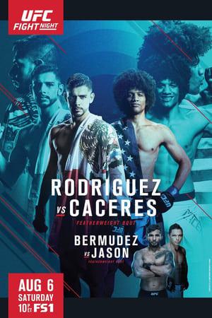 UFC Fight Night 92: Rodríguez vs. Caceres (2016)