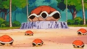 Pokémon Season 1 :Episode 60  Beach Blank-Out Blastoise