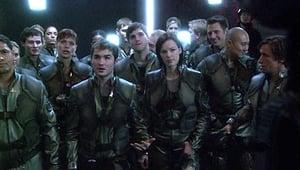 Seriale HD subtitrate in Romana Crucișătorul Stelar Galactica Sezonul 4 Episodul 9 The Hub