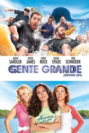 Gente Grande Torrent, Download, movie, filme, poster