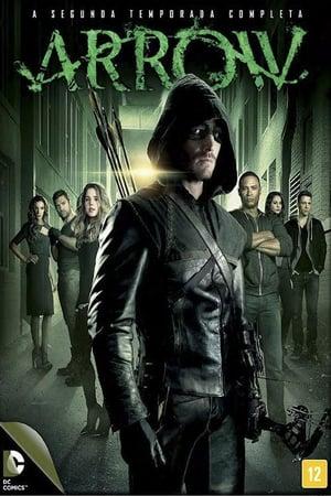 Arrow 2ª Temporada Torrent, Download, movie, filme, poster