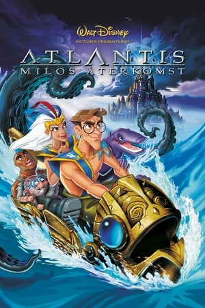 Atlantis - Milos återkomst