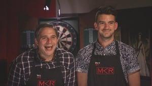 My Kitchen Rules Season 6 :Episode 17  Will and Steve (NSW, Group 3)