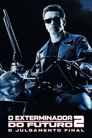 O Exterminador do Futuro 2: O Julgamento Final Torrent, Download, movie, filme, poster