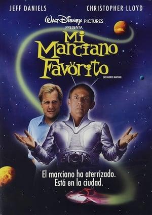 VER Mi marciano favorito (1999) Online Gratis HD