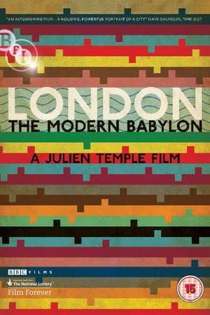 London: The Modern Babylon-Michael Gambon