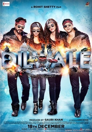 Capa do filme Dilwale