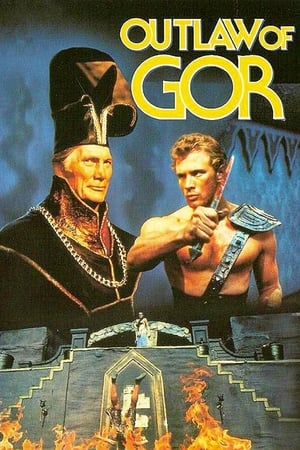 Poster Outlaw of Gor (1988)