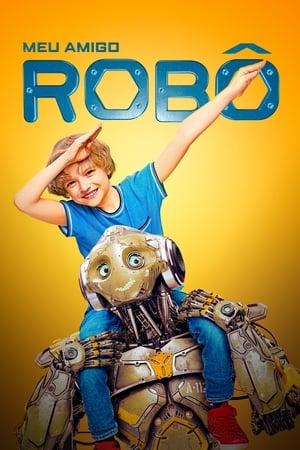 Meu Amigo Robô - Poster