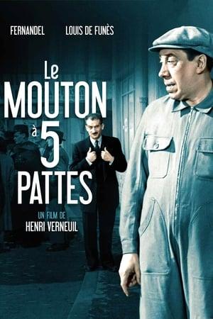 Le Mouton à cinq pattes (1954)