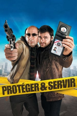 Protect and Serve-Kad Merad