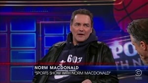 The Daily Show with Trevor Noah Season 16 : Norm MacDonald