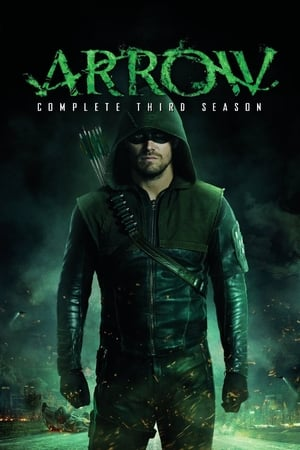 Arrow 3ª Temporada 720p WEB-DL Dublado – Torrent Dual Audio (2015) Download